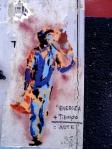 Energia + Tiempo = Arte - Wall art, Italy