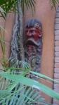 Wall Relief Face. San Miguel De Allende, Mexico