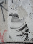 Lips, wall art - Vancouver, Canada