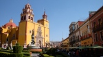 Cathedral in Guanajuato, Mexico