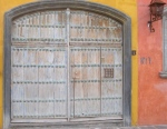 Large Double Door  - San Miguel De Allende