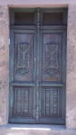 Carved Door - San Miguel De Allende