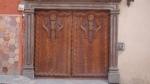 Double Doors in Arch - San Miguel De Allende