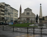 Santa Maria Novella. Florence, Italy