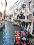 Canal Side Residences. Venice, Italy
