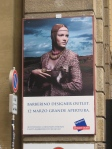 Poster Pastiche on Renaissance Painting 2 - Rome, Italy