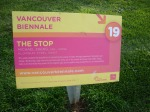 The Stop - explanation of Stop Signs - Vancouver, Canada