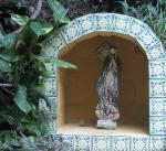 Religious Icon. Oaxaca