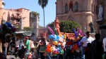 Street Market. San Miguel De Allende