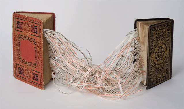 Altered Book Artists Art Rat Cafe