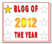 Blog of the Year Award 1 star thumbnail