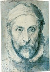 Self Portrait by Arcimboldo