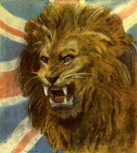Brit lion