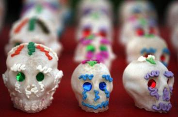 dia-de-los-muertos candy