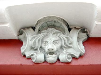 Oaxaca wall face