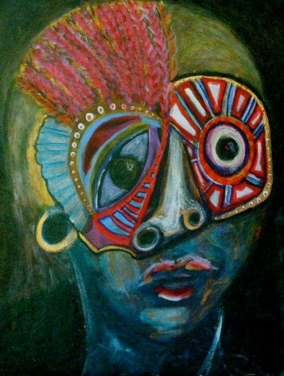 peyote-mask