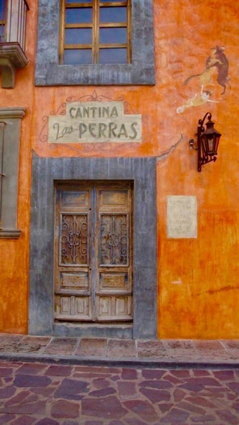 Mexico u2013 Cantina Las Perras & Mexican doors u2013 art rat cafe