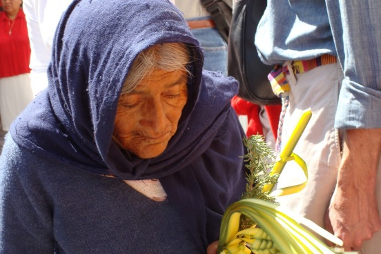 Mexico Old Woman